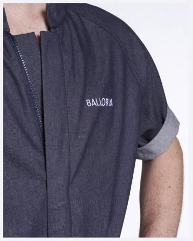 Combinaison denim BALLORIN - Printemps/Été 21