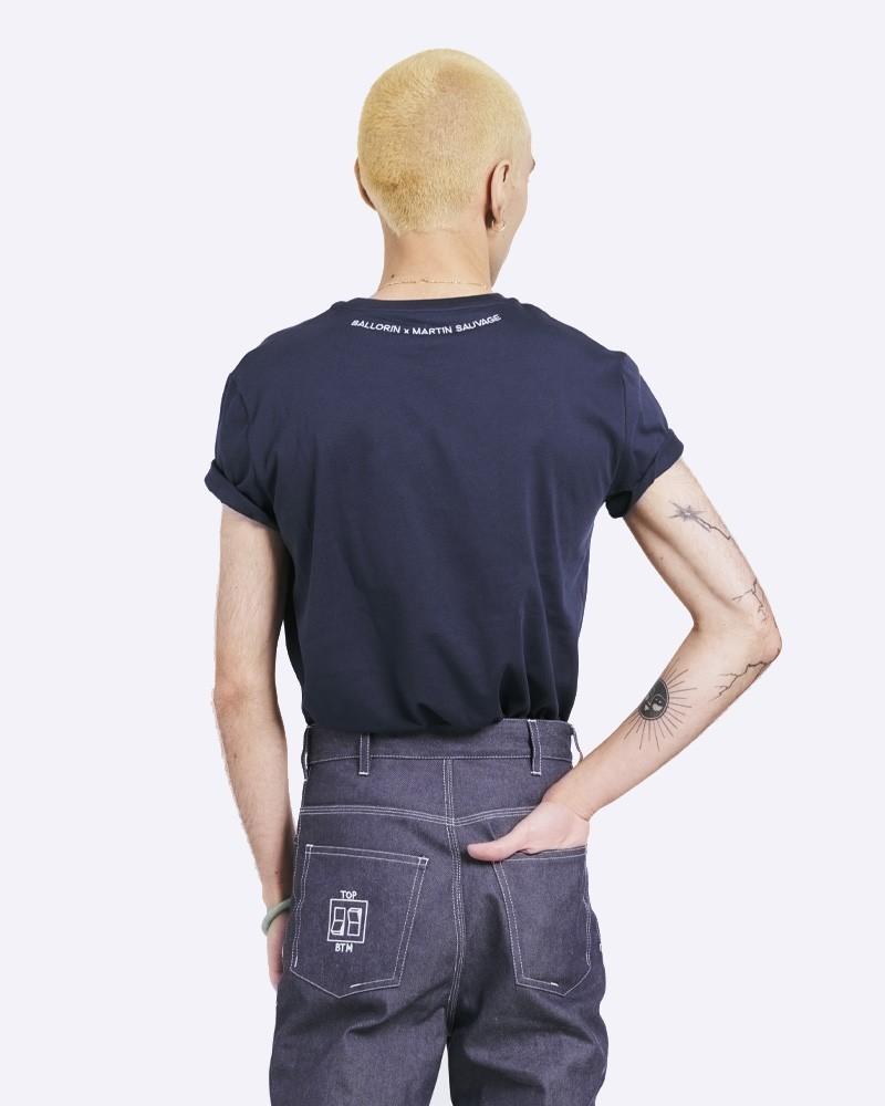 T-shirt Garçon Ballorin