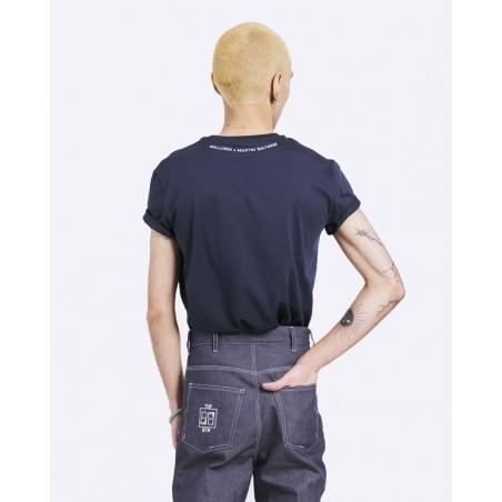T-shirt brodé Ballorin x Martin Sauvage